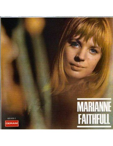 Faithfull, Marianne : Marianne Faithfull (CD)