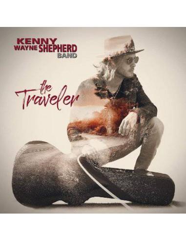 Shepherd, Kenny Wayne -Band- : The Traveler (LP) red vinyl