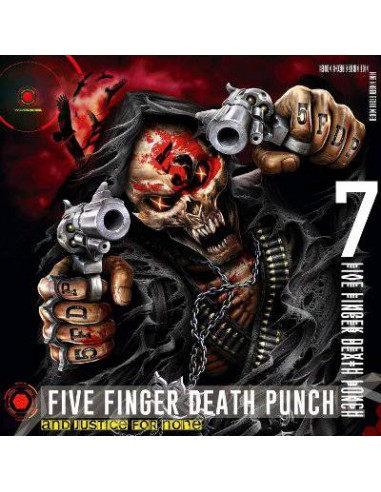 Five Finger Death Punch : And Justice For None (2-LP)
