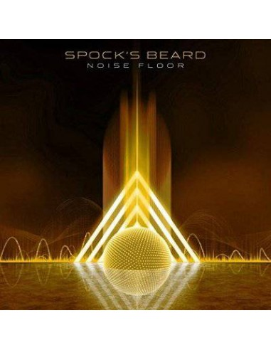 Spock's Beard : Noise Floor (2-LP + 2-LP)