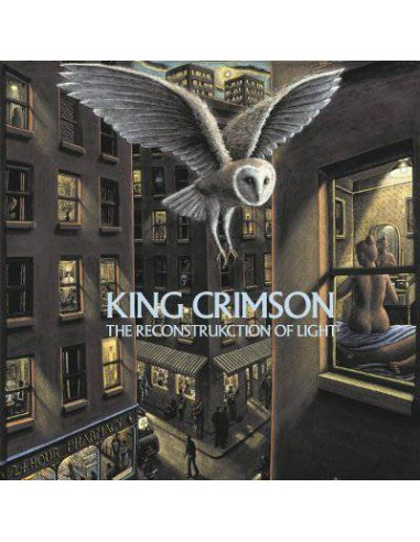 King Crimson : The Reconstrukction Of Light (CD+DVD)