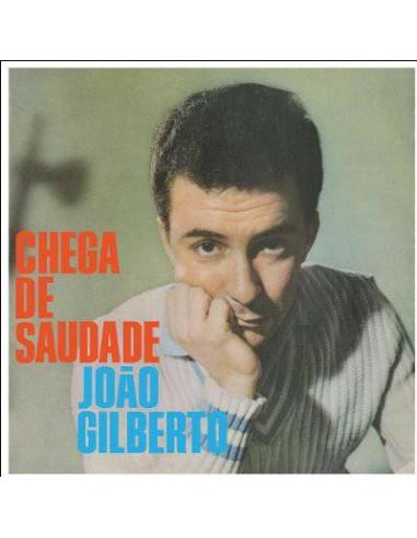 João Gilberto : Chega De Saudade (LP)