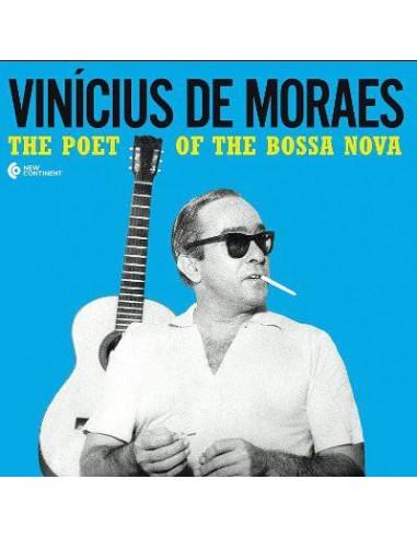 Moraes, Vinicius De : The Poet Of The Bossa Nova (LP)