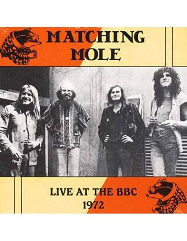 Matching Mole : Live At The BBC 1972 (LP)