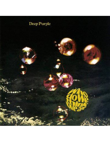 Deep Purple : Who Do We Think We Are (LP)