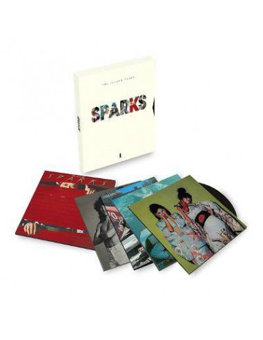 Sparks : The Islands Years (5-LP Box)