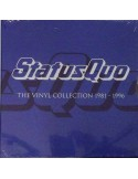 Status Quo : The Vinyl Collection 1981 - 1996 (12-LP Box)