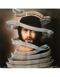 Parsons, Alan Project : Tales of mystery and imagination -Edgar Allan Poe (LP)