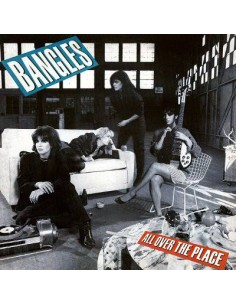 Bangles : All over the place (LP)