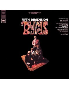 Byrds : Fifth Dimension (LP)
