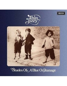 Thin Lizzy : Shades Of A Blue Orphanage (CD)