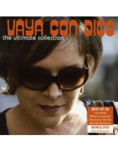 Vaya Con Dios : The Ultimate Collection (CD + DVD)