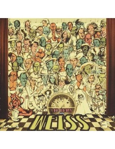 Weiss, Chuck E. : Red Beans And Weiss (CD)