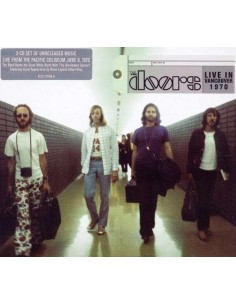 Doors : Live In Vancouver 1970 (2-CD)
