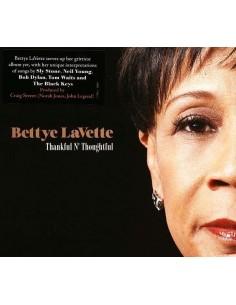 LaVette, Bettye : Thankful N' Thoughtful (CD)