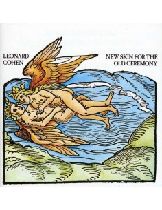 Cohen, Leonard : New Skin For The Old Ceremony (CD)