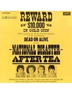 After Tea : National Disaster (CD)