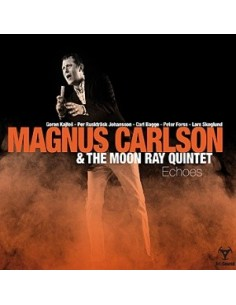 Carlson, Magnus & The Moon Ray Quintet : Echoes (LP)