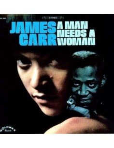 Carr, James : A Man Needs A Woman (LP)