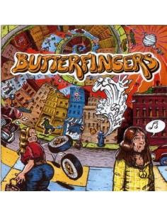 Butterfingers : Butterfingers (CD)