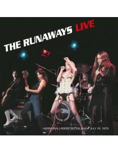 Runaways : Live At Agorà Ballroom, Cleveland - July 19, 1976 (LP)