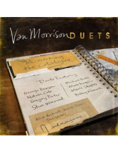 Morrison, Van : Duets - Re-Working The Catalogue (2-LP)