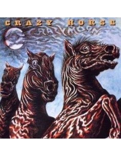 Crazy Horse : Crazy Moon (CD)