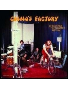 Creedence Clearwater Revival : Cosmo's Factory (CD)