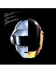 Daft Punk : Random Access Memories (CD)