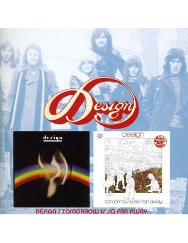 Design : Design / Tomorrow Is So Far Away (CD)