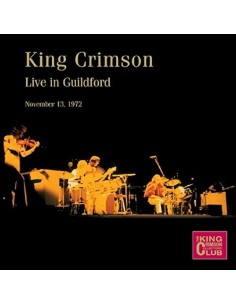 King Crimson : Live In Guildford 1972