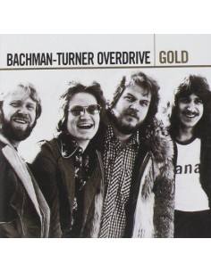 Bachman-Turner Overdrive : Gold (2-CD)