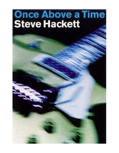 Hackett, Steve : Once Above A Time (DVD)