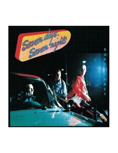 Hurriganes : Seven Days, Seven Nights (LP)