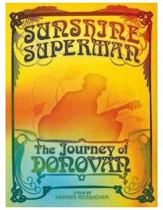 Donovan : Sunshine Superman: The Journey Of Donovan (DVD)