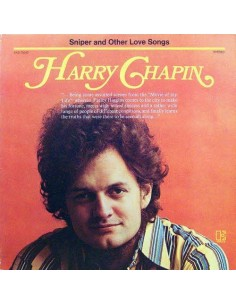 Chapin, Harry : Sniper And Other Love Songs (LP)