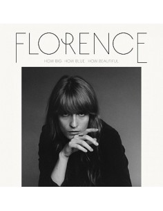 Florence + The Machine : How Big, How Blue, How Beautiful (2-LP)
