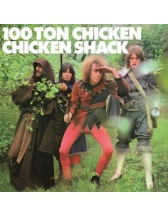 Chicken Shack : 100 Ton Chicken (LP)