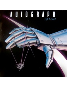 Autograph : Sign In Please (LP)