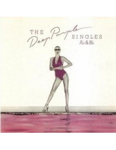 Deep Purple : The Deep Purple Singles A's & B's (LP)