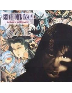 Dickinson, Bruce : Tattooed Millionaire (LP)