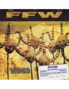 FFW : Weirdelic (LP)