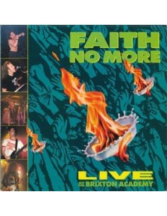 Faith No More : Live At The Brixton Academy (LP)