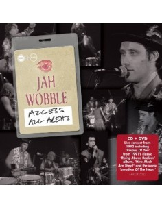Wobble, Jah : Access All Areas (CD + DVD)