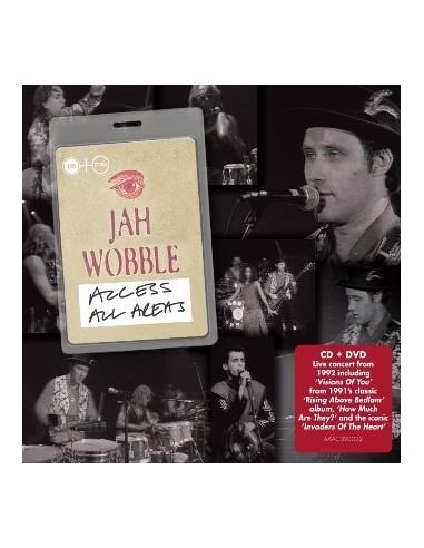 Wobble, Jah : Access All Areas (CD + DVD)