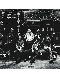 Allman Brothers : Allman Brothers Band At Fillmore East (CD)