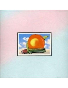 Allman Brothers : Eat A Peach (CD)