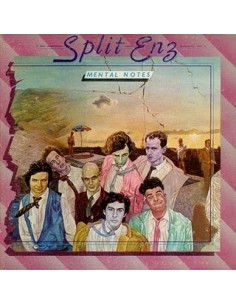 Split Enz : Mental Notes (LP)