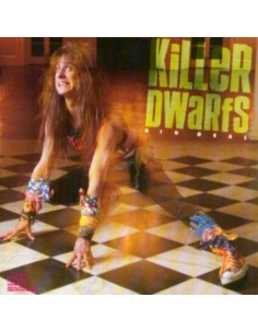 Killer Dwarfs : Big Deal (LP)