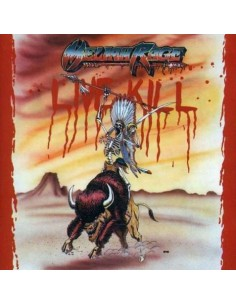 "Meliah Rage : Live Kill (12"")"